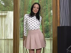 Sexy babe Lexi Layo is so elegant and incomparable and she loves anal RCG