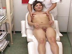 t-girl Massage Creep In Japanese Massage Parlor