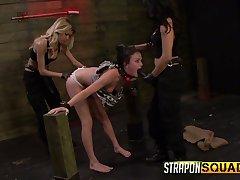 Submissive hoe Brooklyn Daniels deserves a really hardcore masturbation tonight