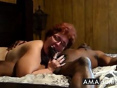 Cuckold  Amateur granny suck and fuck there disgraceful man.