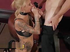 Bonnie Rotten Johnny Sins - Rack Em Up - Brazzers