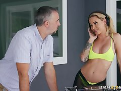 Changeless sex with a stranger is saving except platoon be proper of amazing Isabelle Deltore