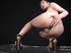 Asian Anal Dildo