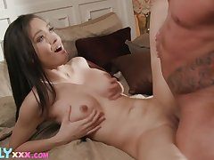 She Has Contrivance For Her Step Daddy - Scarlett Bloom