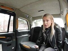 Sexy Czech blonde milf got a Bohemian ride