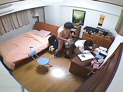 Japanese Changing Room Voyeur